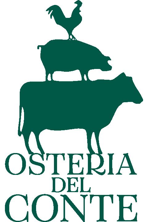 osteria del conte logo